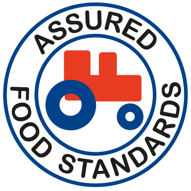 red tractor approved